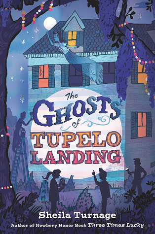 The Ghosts of Tupelo Landing (Tupelo Landing, #2) by Sheila ...