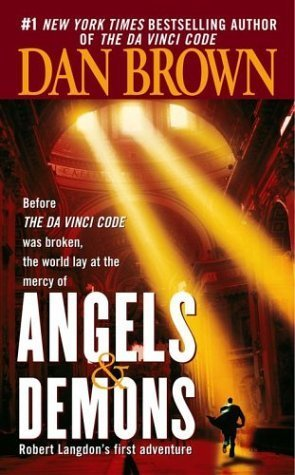 Angels & Demons by Dan Brown