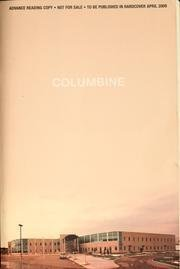 By Dave Cullen: Columbine