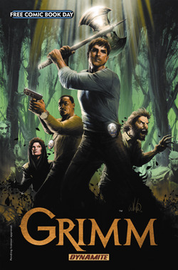 GRIMM (Free Comic Book Day 2013)