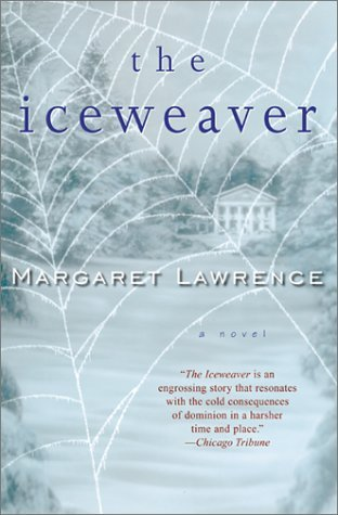 The Iceweaver by Margaret  Lawrence