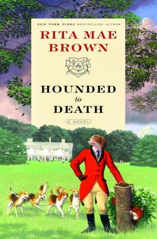 """Hounded to Death (""""Sister"""" Jane, #7)"""