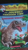 Geronimo Stilton The Journey Through Time (Dinosaur Disaster)