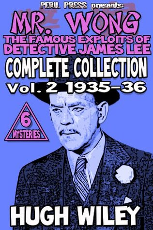 Mr. Wong - Complete Collection vol. 2 1935-36: The Famous Exploits of Detective James Lee
