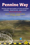 Pennine Way, 4th: British Walking Guide: planning, places to stay, places to eat; includes 138 large-scale walking maps