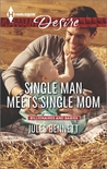 Single Man Meets Single Mom (The Barrington Trilogy #2; Billionaires and Babies, #49)