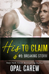 Breaking Storm (His to Claim, #5)