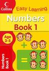 Numbers Age 3-5: Book 1