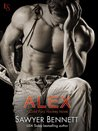 Alex (Cold Fury Hockey, #1)
