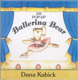 Ballerina Bear Book and Doll Gift Set, Pop-Up Book [With Bear]