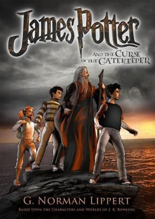 James Potter and the Curse of the Gate Keeper by G. Norman Lippert