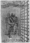 Buried Alive (Behind Prison Walls) For a Quarter of a Century. Life of William Walker.