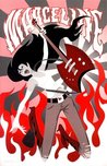 Adventure Time Marceline And The Scream Queens #1 Incentive Colleen Coover Variant Cover