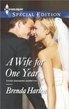 A Wife for One Year (Those Engaging Garretts! Book 5)