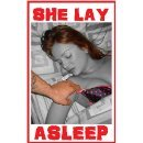SHE LAY ASLEEP: Rough Sex Fantasy (Forced Sex, Rough sex, Nonconsent)