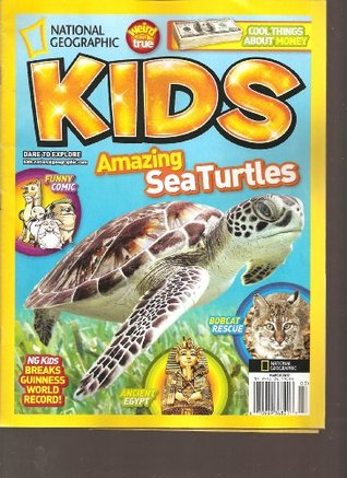 National Geographic Kids Magazine (March 2012)