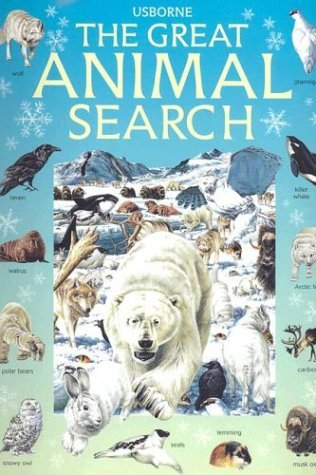The great animal search book