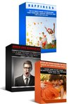 Be Happy And Overcome Your Problems 2014: 3 books in 1 (depression self help)