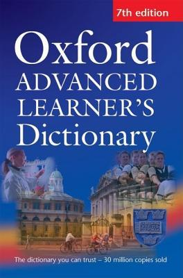 Oxford Advanced Learner's Dictionary Of Current English by A.S. Hornby