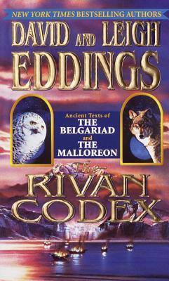 The Rivan Codex by David Eddings