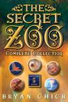 The Secret Zoo Complete Collection: The Secret Zoo, Secrets and Shadows, Riddles and Danger, Traps and Specters, Raids and Rescues (The Secret Zoo #1-5)
