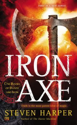 Iron Axe (The Books of Blood and Iron, #1)