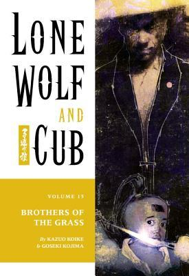 Lone Wolf and Cub, Vol. 15 by Kazuo Koike