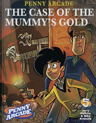 Penny Arcade Volume 5 by Jerry Holkins