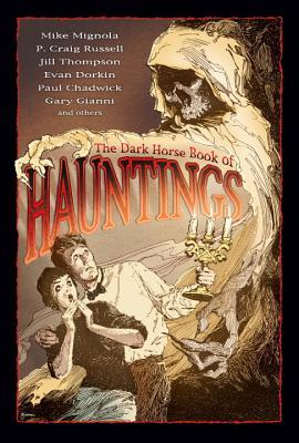 The Dark Horse Book of Hauntings by Scott Allie