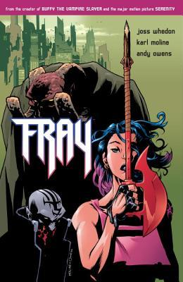 Fray by Joss Whedon