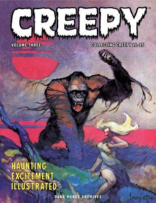 Creepy Archives, Vol. 3 by Shawna Gore
