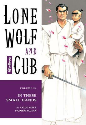 Lone Wolf and Cub, Vol. 24 by Kazuo Koike