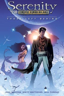Those Left Behind (Serenity #1)