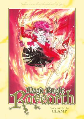 Magic Knight Rayearth by CLAMP