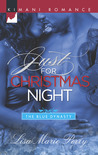 Just for Christmas Night (The Blue Dynasty, #3)
