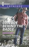 Cowboy Behind the Badge (Sweetwater Ranch, #2)