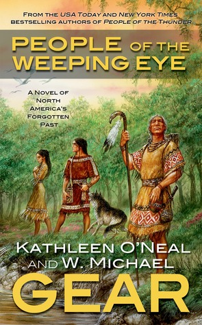 People of the Weeping Eye by Kathleen O'Neal Gear