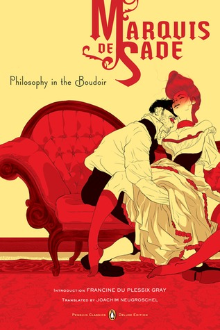 Philosophy in the Boudoir or, The Immoral Mentors by Marquis de Sade
