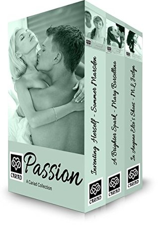 Passion: A Cariad Romance Three Book Bundle (Cariad Collections 2)