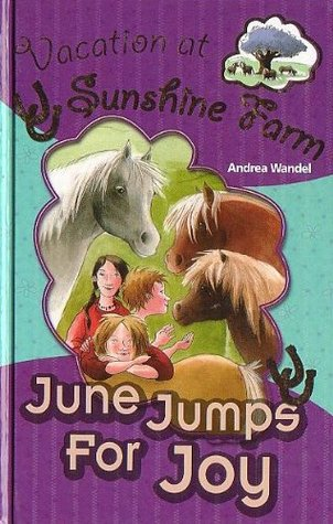 June Jumps For Joy (Ferien auf dem Sonnenhof #2)