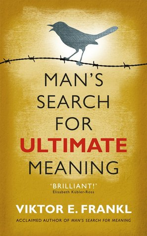 frankl mans search for meaning essay Man's search for meaning is a book by victor frankl that chronicled his experiences in the auschwitz concentration camp as an inmate during world war ii he describes his psychotherapeutic method, which involved the identification of a purpose in life to feel positively about and then immersing and imaging that outcome.
