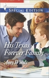 His Texas Forever Family (Peach Leaf, Texas #1)