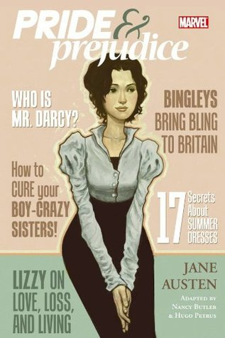 Pride and Prejudice by Nancy Butler