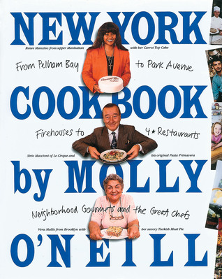 New York Cookbook by Molly O'Neill