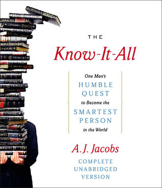 The Know-It-All by A.J. Jacobs