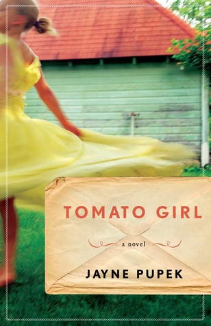 Tomato Girl by Jayne Pupek