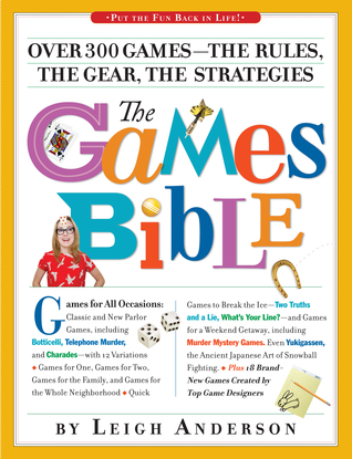 The Games Bible by Leigh Anderson