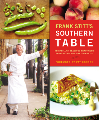 Image result for frank stitt's southern table book cover