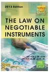 The Law on Negotiable Instruments