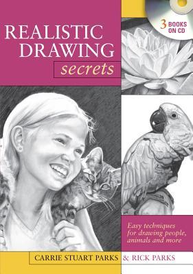 Realistic Drawing Secrets (CD): Easy Techniques for Drawing People, Animals and More